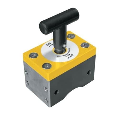 MagSquare Magnetic Holder, 1000 lb. cap, 70 mm