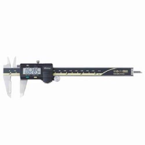 "Mitutoyo 0-6"" Series 500 Standard Digimatic Caliper w/ Thumb Roller"