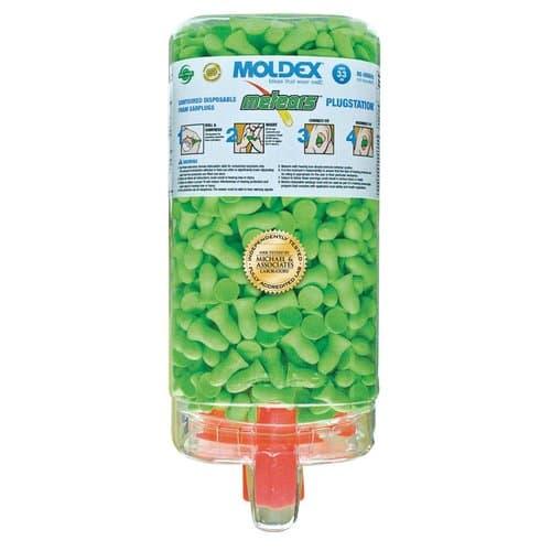 Moldex 33dB Meteors PlugStation Earplug Dispensers