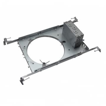MaxLite 8-in Commercial Recessed Frame for Downlights