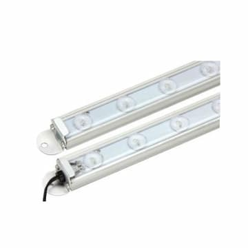 MaxLite 5-Ft 21W LED Cooler and Freezer Light Fixture, Dimmable, Batwing Beam, 1704 lm, 3000K
