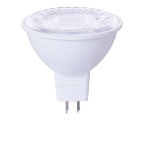 NaturaLED 6W LED MR16 Bulb, 50W Inc. Retrofit, GU5.3, 500 lm, 3000K