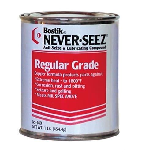 Never Seez 1 Lb Silver Regular Grade Compounds