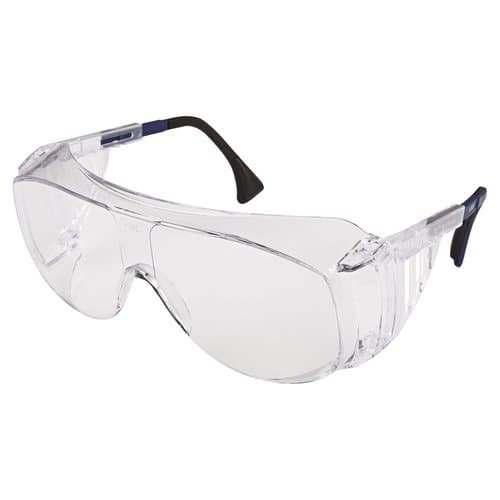Uvex Uvex Ultraspec 2001 Over-The-Glass Clear Frame Goggles