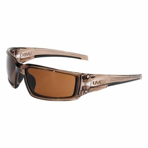Uvex Hypershock UV resistant Anti-Fog Wraparound Safety Eyewear