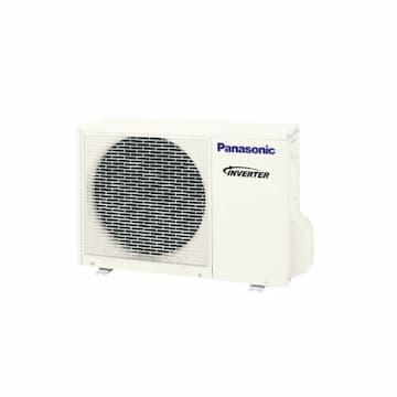 Panasonic HVAC 4-Way Outdoor Heat Pump,  Single Zone, 6.1 Amps, 13600 Max. BTU, 230V/208V