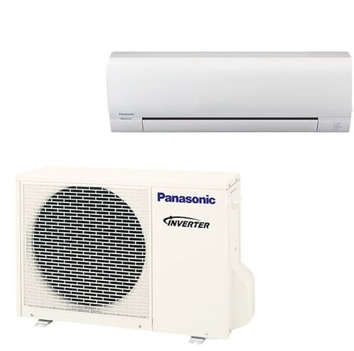 Panasonic HVAC 9K Exterios E Wall Mounted Ductless Mini Split System - Heat Pump & Air Conditioner