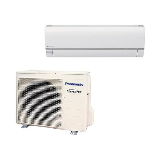 Panasonic HVAC 9K Exterios XE Wall Mounted Ductless Mini Split System - Heat Pump & Air Conditioner