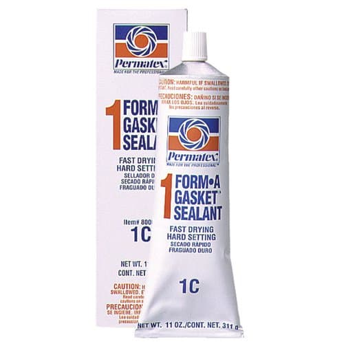 Form-A-Gasket Sealants, No 1, 11 oz Tube