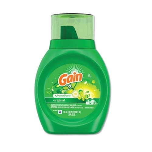Procter & Gamble Liquid Laundry Detergent, Original Fresh, 25oz Bottle