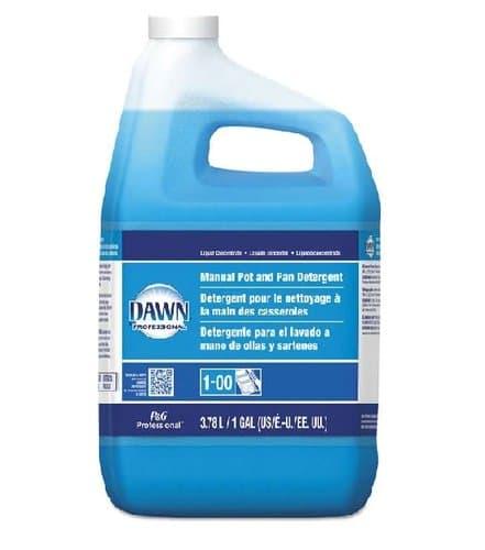 Procter & Gamble 1 Gallon Bottle Original Scent Dawn Dishwashing Liquid