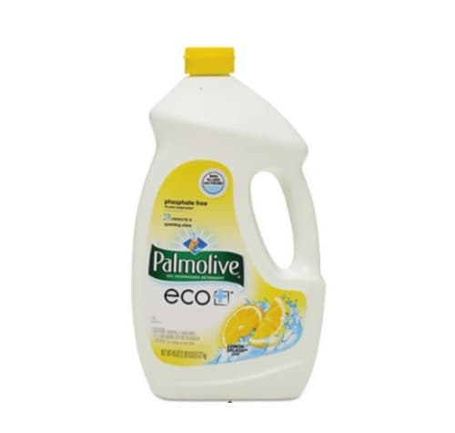 Procter & Gamble 45 oz Palmolive Liquid Dishwasher Detergent, Carton of 9