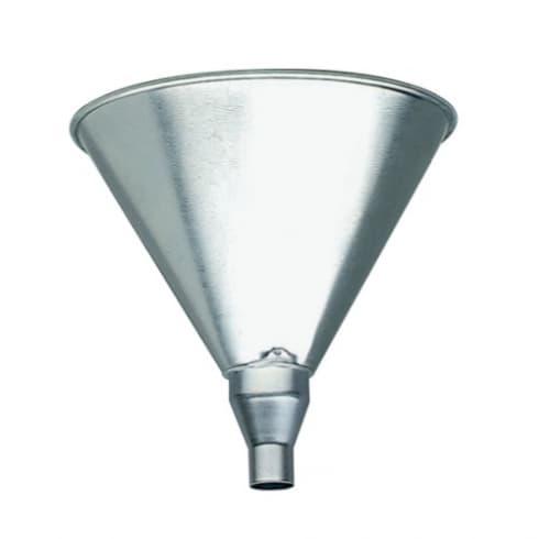 1 qt Galvanized Steel Funnel