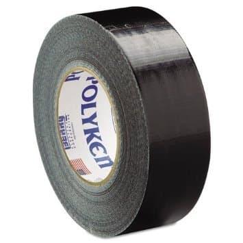 2'' Black Adhesive Tape