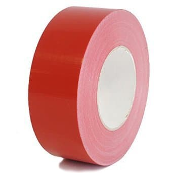 204 Duct Tape, 2''x 60 Yds, Red