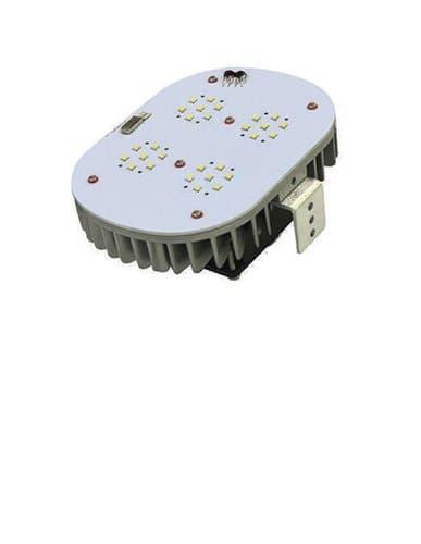 NovaLux 75W LED Shoebox Retrofit - Amber Color