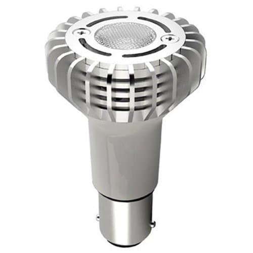 NovaLux 3000K 3W R12 Bulb with BA15s Base
