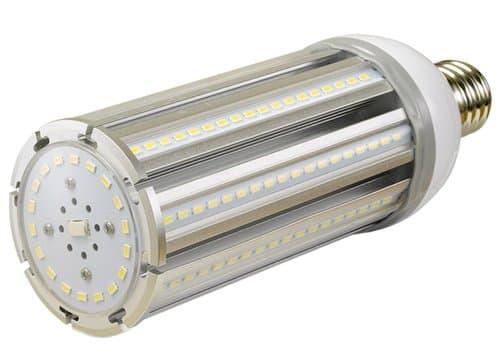 NovaLux 80W LED Corn Bulb, 200W MH Retrofit, E39, 6131 lm, 120V-277V, 5000K