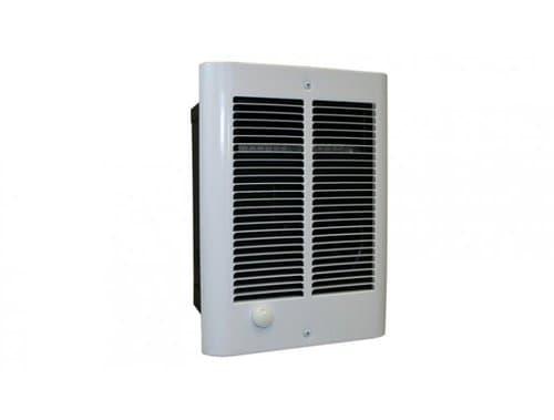 Qmark Heater 500W/1000W Residential Fan-Forced Zonal Wall Heater, 120V