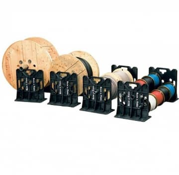 Rack-A-Tiers Multi Purpose Wire Dispenser w/ Interlocking Pairs