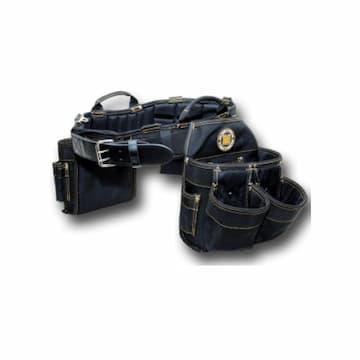 "30""-34"" Electrician Combo Belt and Bag, Medium"