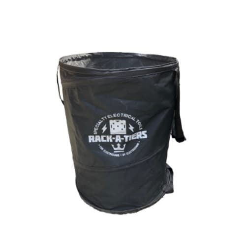 Exploding Garbage Can Ultra w/Hard Bottom