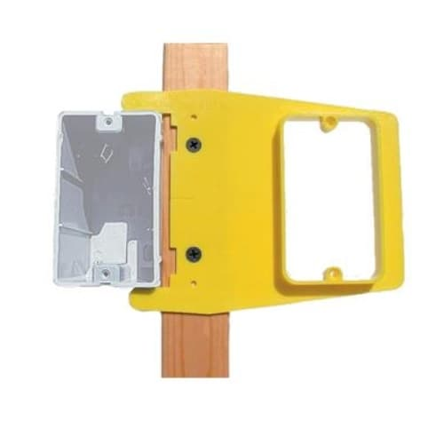 .5-in Level Jack Stud Mount for AC Boxes, Bag of 30