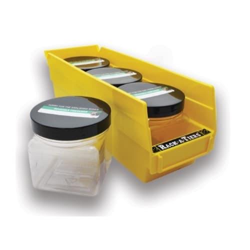 Rack-A-Tiers Reusable Jar Organizers