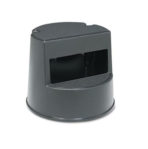 Rubbermaid Mobile Two-Step Diameter Mobile Step Stool