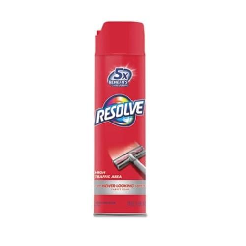Reckitt Benckiser Resolve High Traffic Foam Carpet and Upholstery Cleaner