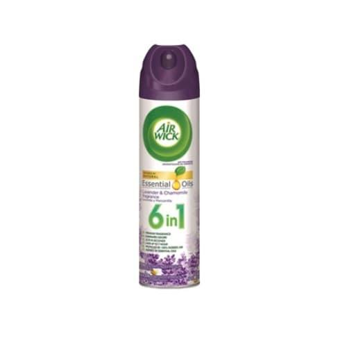 Reckitt Benckiser Lavender & Chamomile Scented Aerosol Handheld Air Fresheners- 8-oz