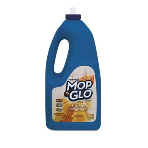 Reckitt Benckiser MOP & GLO TRIPLE ACTION Floor Shine Cleaner 64 oz.