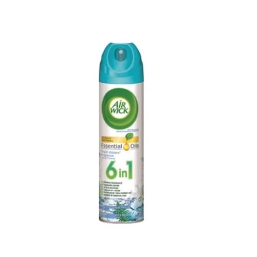 Reckitt Benckiser Handheld Air Fresheners, Fresh Waters, 8oz, Aerosol