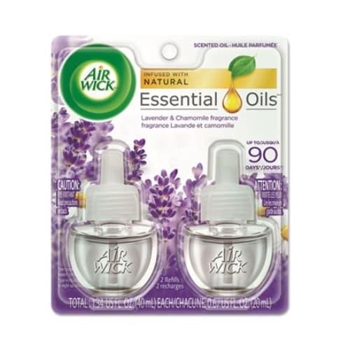 Reckitt Benckiser Scented Oil Refill, Lavender & Chamomile