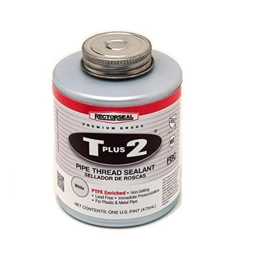 Rectorseal 1 Pint Pipe Thread Sealant, White
