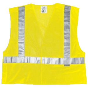River City  River City Luminator Class II Tear-Away Safety Vests
