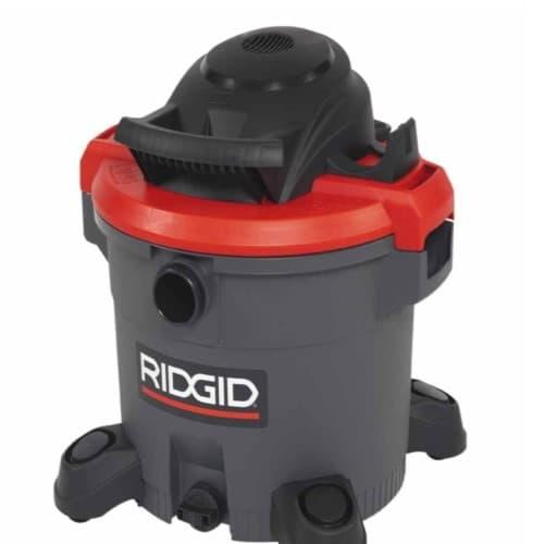 12 Gal. Wet/Dry Vacuum Cleaner, Red