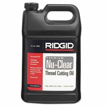 Ridgid 1 Gallon Thread Cutting Oil, Nu-Clear