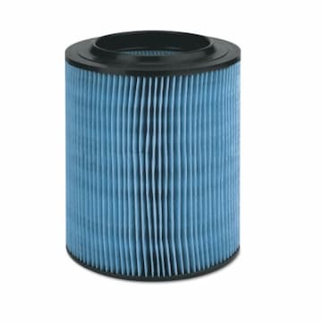 Ridgid High Efficiency Pleated Paper Vacuum Filter for 6-20 Gallon Wet/Dry Vacs
