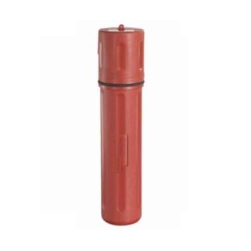 Rod Guard Red Polethylene Canister for 36 inch Welding Electodes