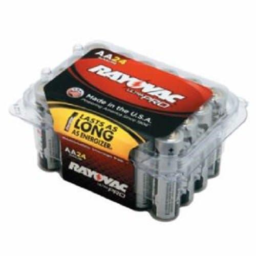 Ray-O-Vac AA Ultra Pro Alkaline Reclosable Batteries