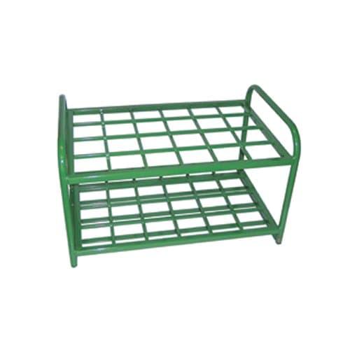 Saf-T-Cart Green Medical Series Steel Racks & Stands