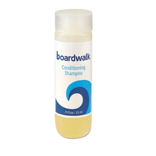 Boardwalk Conditioning Shampoo, Sweet Bouquet Fragrance, 0.75 oz. Bottle
