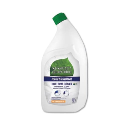 7th Generation Natural Cyress & Fir Scent Toilet Bowl Cleaner 32 oz.