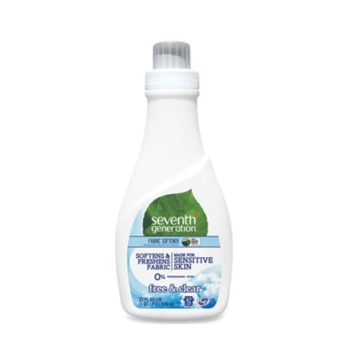 7th Generation Free & Clear Natural Liquid Fabric Softener, Neutral