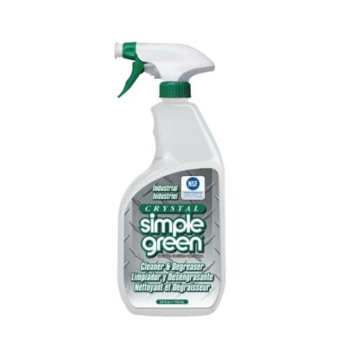 Simple Green 24 oz Crystal Industrial Strength Cleaner
