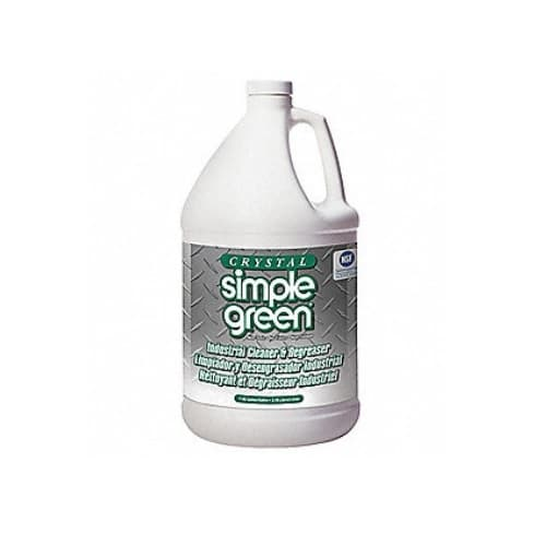 Simple Green Crystal Industrial Strength Cleaner & Degreaser 1 Gal
