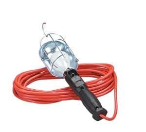 Southwire 75 Watt 18/3 50' Orange Trouble Light