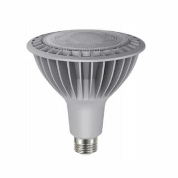 Satco 33W LED PAR38 Bulb, Dimmable, E26, 3000 lm, 120V, 4000K