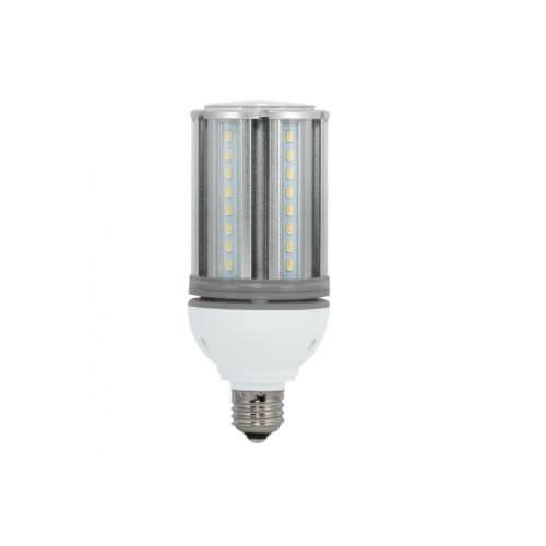 18W LED Retrofit Corn Bulb, E26, 2400 lm, 5000K